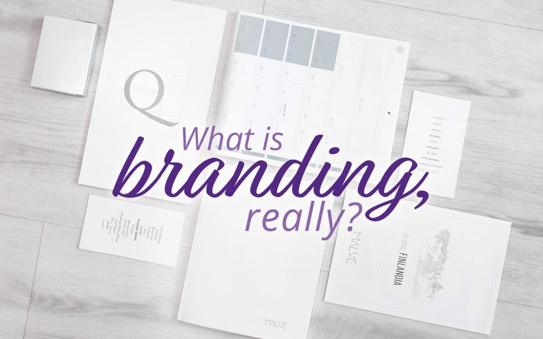 What is Branding, Really?