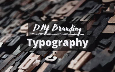 Use Typography to Set Tone and Build Structure